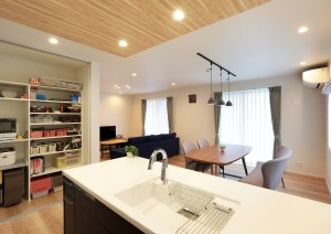 キッチン(OPEN)