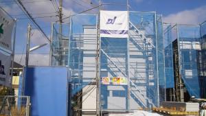 東三島戸建 外壁1